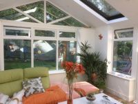 Conservatory befor Perfect