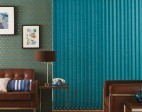 Vertical-Moire teal